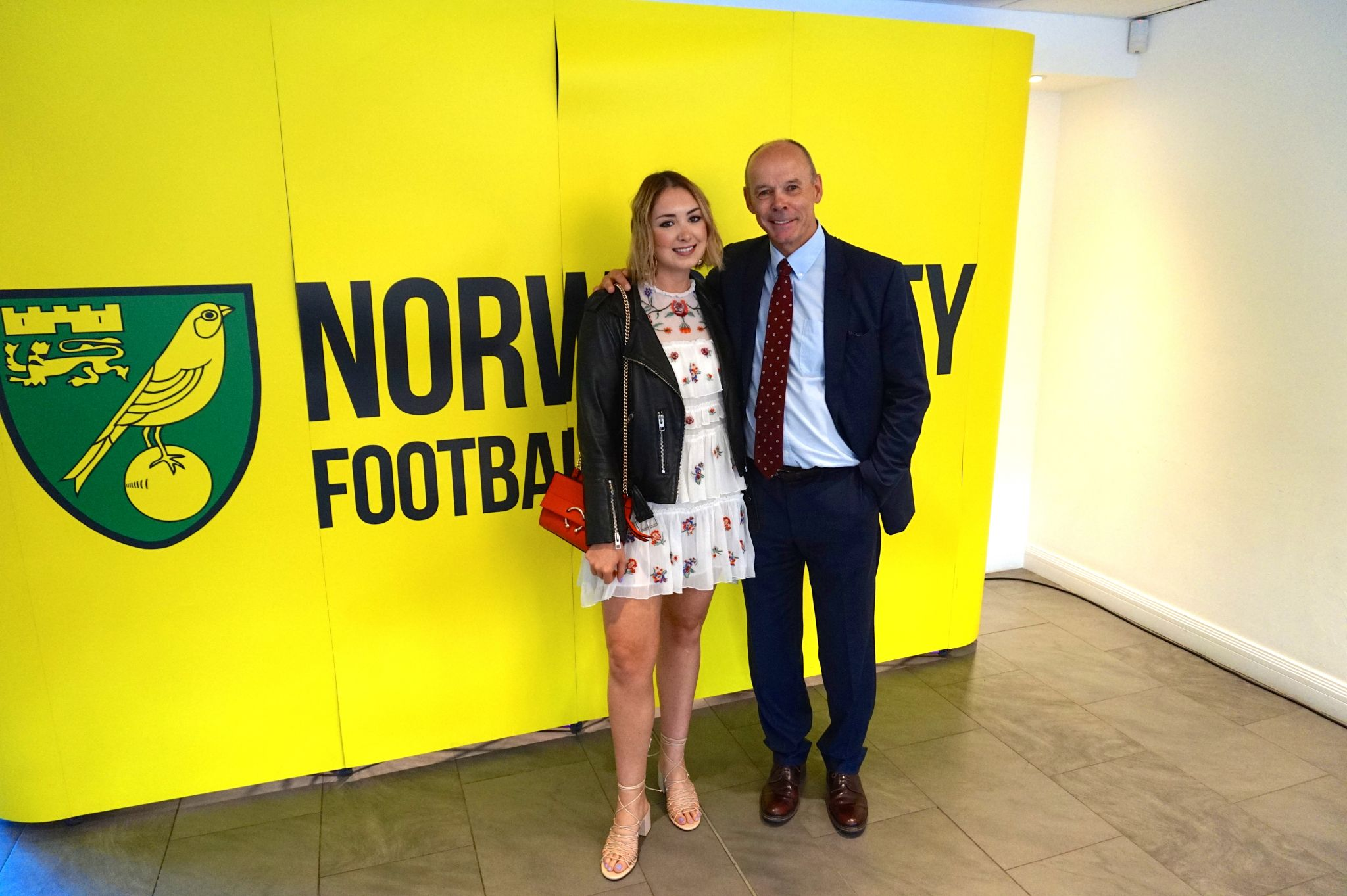 An evening with Sir Clive Woodward