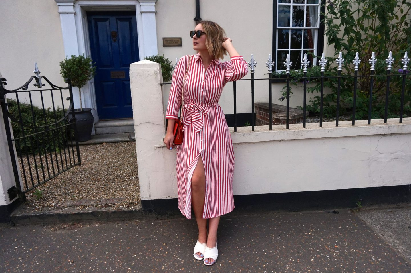 Candy Stripe Dressing